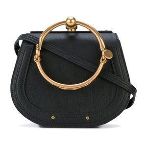 Chloe Nile Bracelet Crossbody Shoulder Handbag